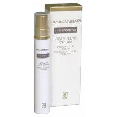 Bruno Vassari (Бруно Вассари) Крем-уход вокруг глаз анти-стресс (The Specifics | Vitamin Eye Cream), 15 мл