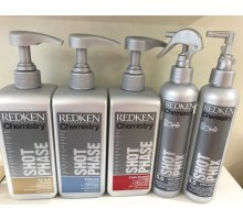 REDKEN -Chemistry - уход для волос в салоне