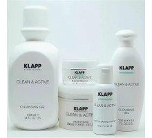 KLAPP - CLEAN & ACTIVE-Очищение кожи