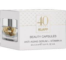 KLAPP - BEAUTY CAPSULES-Cыворотка + Провитамин B5