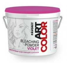 Farmavita (Фармавита) Фиолетовый осветляющий порошок (Art Color Bleaching Powder Violet), 500 г.