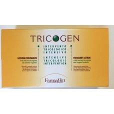 Farmavita (Фармавита) Многофункциональный лосьон против перхоти, для роста волос (Farma Tricogen), 12х8 мл