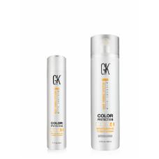 Global Keratin (Глобал Кератин) Кондиционер увлажняющий с защитой цвета волос (Moisturizing Conditioner Color Protection), 300мл