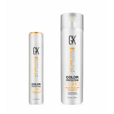 Global Keratin (Глобал Кератин) Шампунь увлажняющий с защитой цвета волос (Moisturizing Shampoo Color Protection), 300 мл