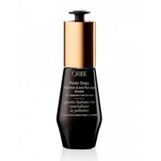 Oribe (Орбэ/Орибе) Сыворотка-активатор защиты и увлажнения волос «Вдохновение дня» (Power Drops Hydration & Anti-Pollution Booster), 30 мл