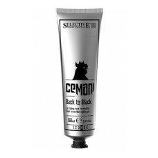 Selective (Селектив) Гель для укладки со смываемым черным пигментом (Cemani Back to black), 150 мл
