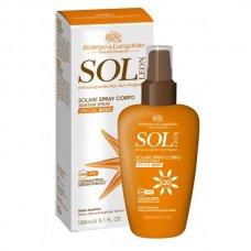 Sol Leon (Сол Леон) Солнцезащитное молочко для тела SPF 20 спрей, 150 мл