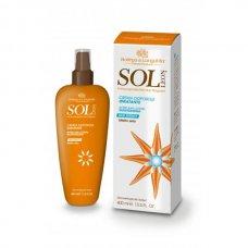 Sol Leon (Сол Леон) Увлажняющий лосьон после солнца с эффектом шелковой кожи (After Sun Moisturising Lotion (Silk Effect), 400 мл
