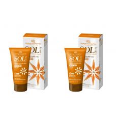Sol Leon (Сол Леон) Солнцезащитный крем для лица антивозраст SPF20 (Sun Protection Cream Special Face), 50 мл