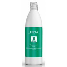 Tefia (Тефия) Шампунь восстанавливающий с кератином (Shampoo Repair with Keratin), 1000 мл